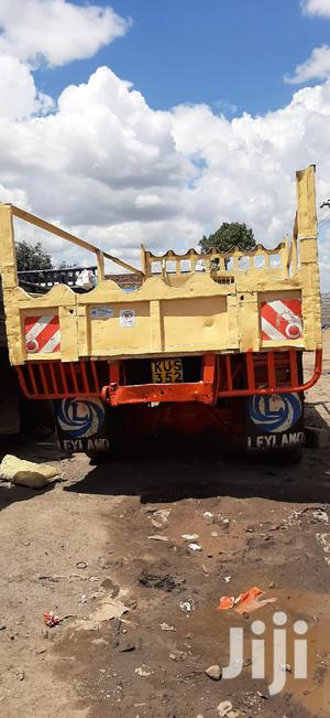 Leyland Low Bed Truck