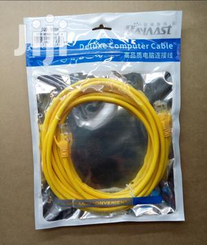 Good Quality Patch Cord Cat6 Ethernet Cable Available