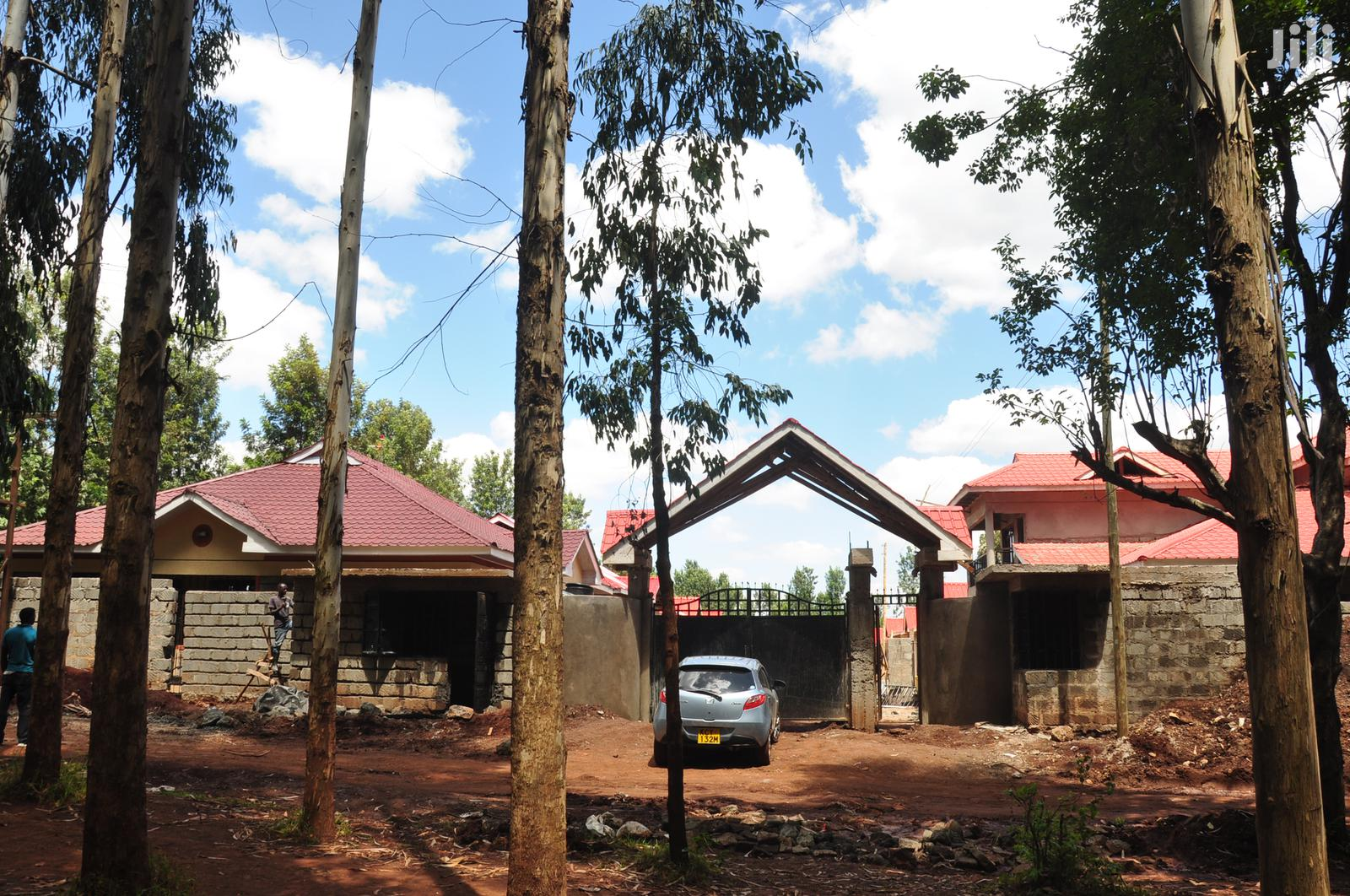 Affordable 3 Bedroom Bungalows Along Thika Road