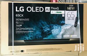 LG 65CX Inch Class 4K Smart OLED TV W/ AI Thinq® 2020 Model