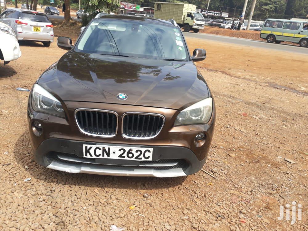 Archive: BMW X1 2010