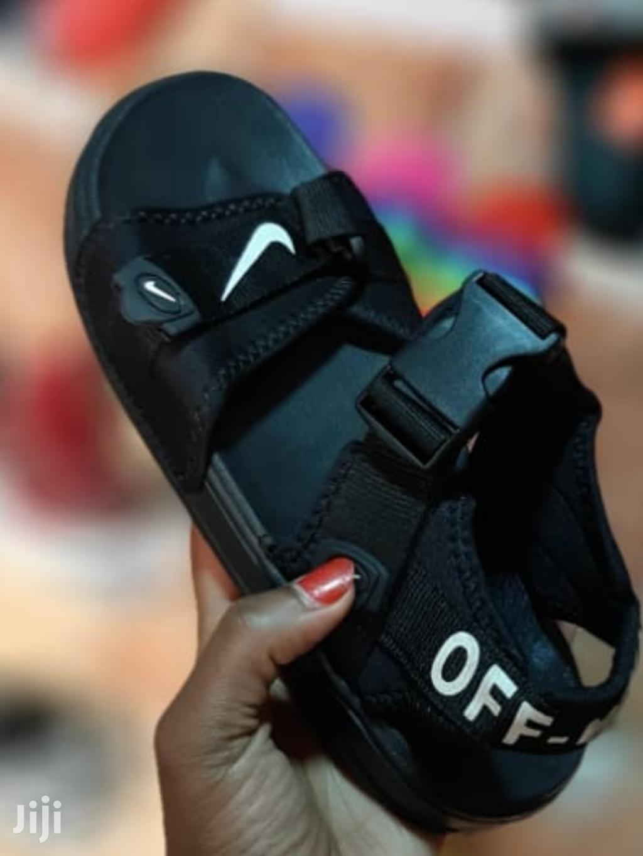 Off-White Open Flip Flops in Nairobi