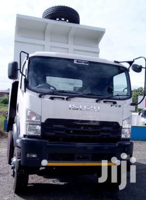 New Isuzu FVZ Truck 2020 White