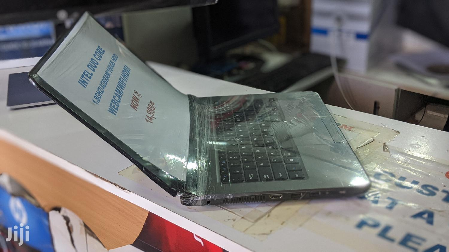 Archive: Laptop HP 4GB Intel HDD 160GB