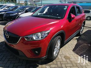 New Mazda CX-7 2013 Red   Cars for sale in Mombasa, Mvita