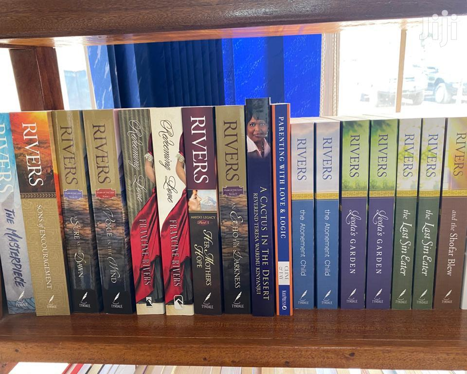 Francine Rivers Books Are Available