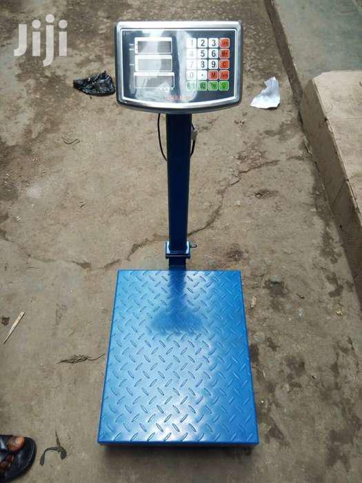 Archive: 300kg Platform Weighing Scale Machine