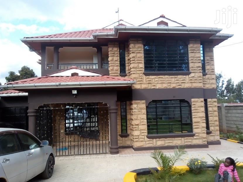 4 Bedroom All-Ensuite House for Sale in Matasia