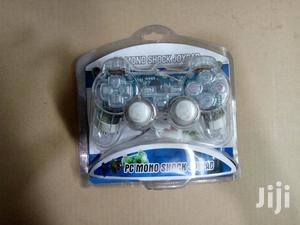 Good Quality PC Monoshock Game Pad Available