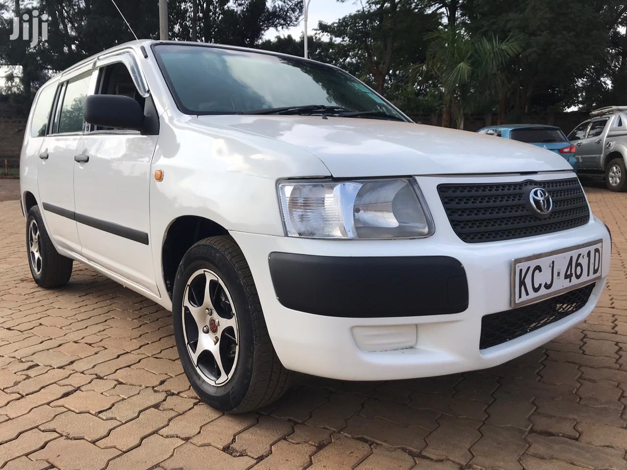 Toyota Succeed 2009 White   Cars for sale in Nairobi Central, Nairobi, Kenya