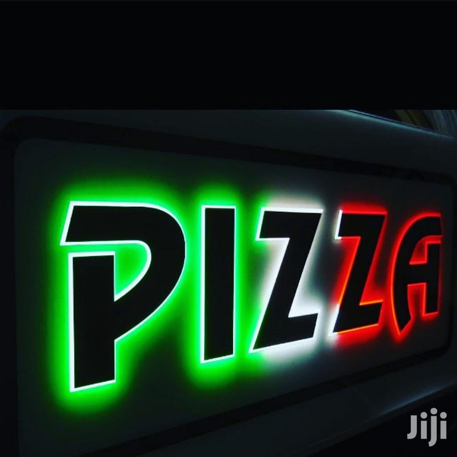 3D Signs Lighted   Manufacturing Services for sale in Nairobi Central, Nairobi, Kenya