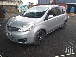 Nissan Note 2011 1.4 Silver