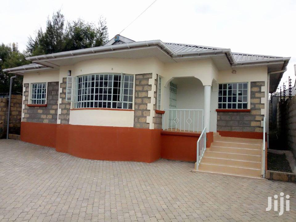 Newly Built Spacious 3 Bedrooms Bungalow to Rent in Onga