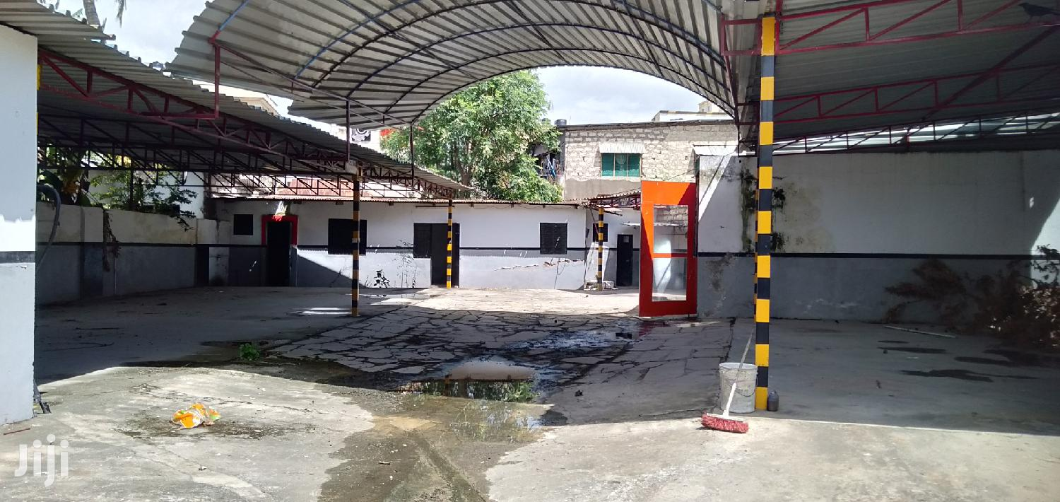 Showroom/Open Yard To Let Within Mombasa City