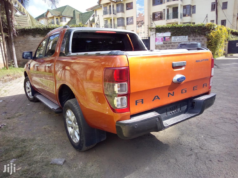 Ford Ranger 2013 Orange | Cars for sale in Nairobi Central, Nairobi, Kenya