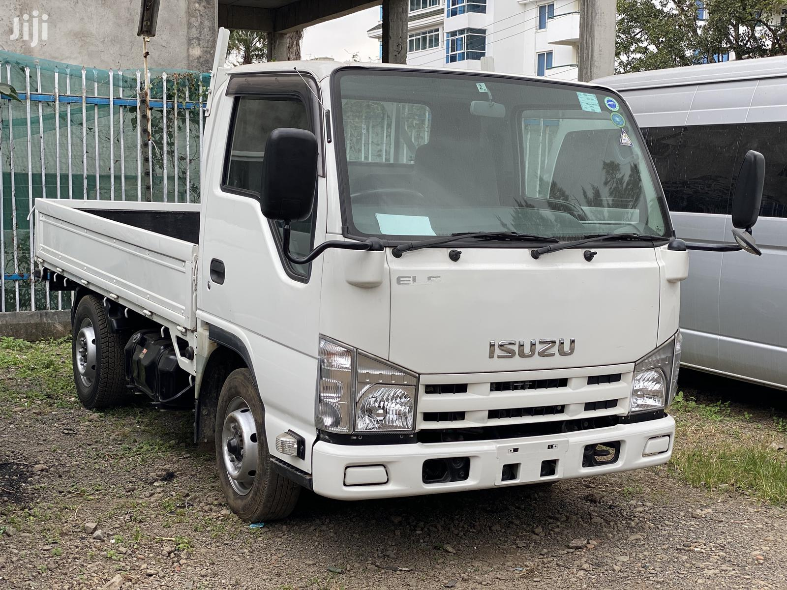 Isuzu ELF Open Body