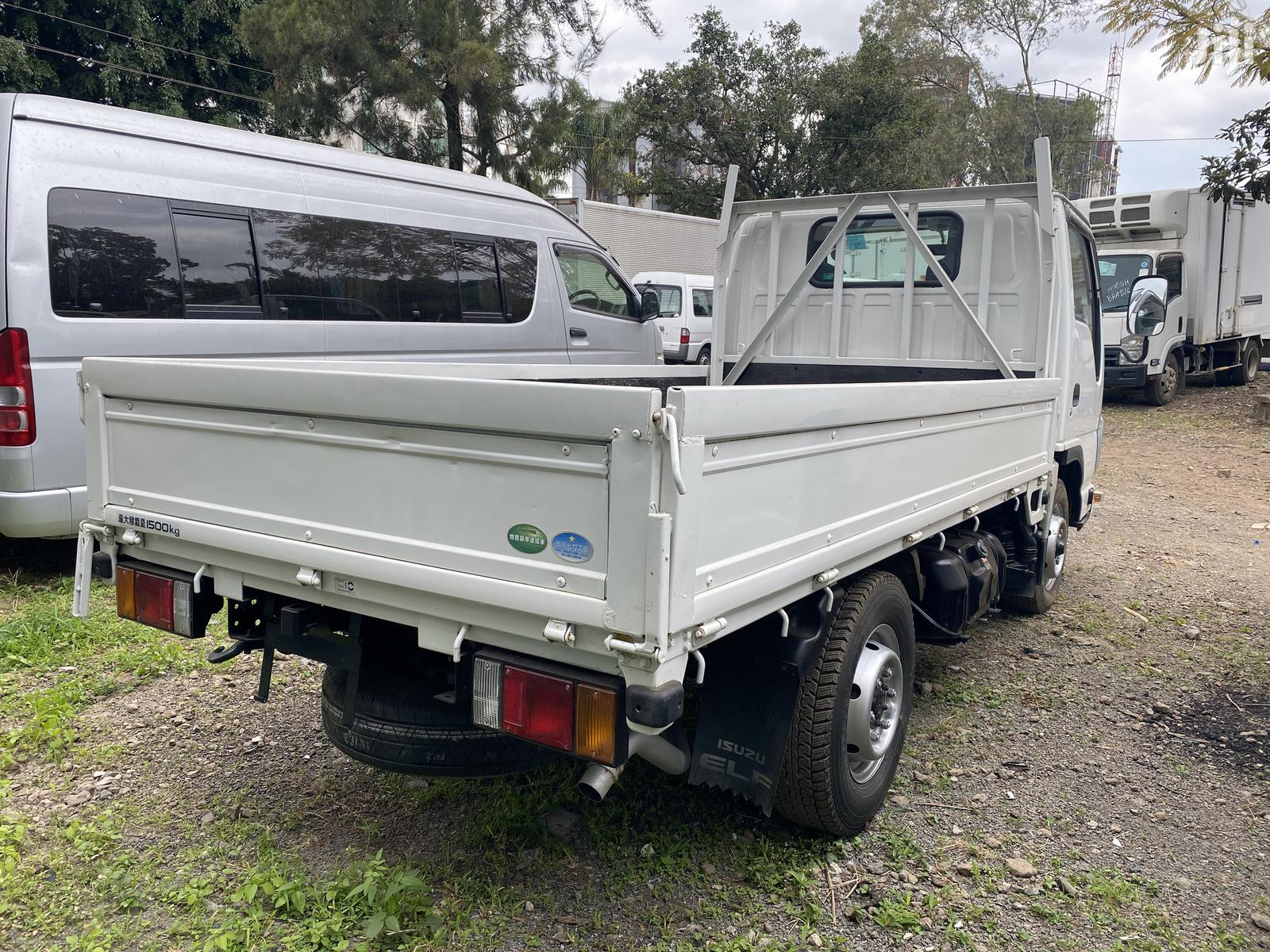 Isuzu ELF Open Body | Trucks & Trailers for sale in Kilimani, Nairobi, Kenya