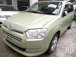 Toyota Succeed 2014 Green | Cars for sale in Mombasa, Mvita