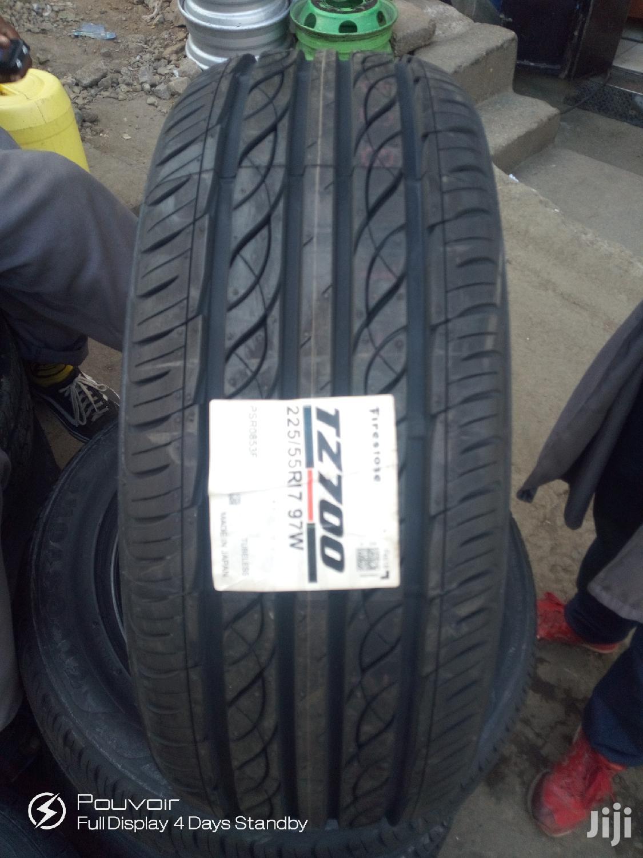 Tire Size 225/55r17 Firestone