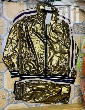 Gucci Shiny Tracksuit | Clothing for sale in Nairobi, Nairobi Central