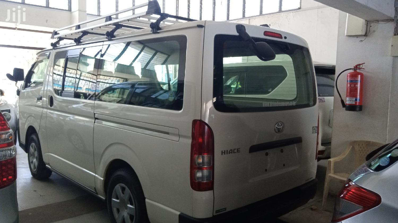 Toyota Hiace 7L Auto Diesel | Buses & Microbuses for sale in Mvita, Mombasa, Kenya