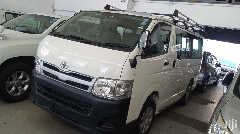 Toyota Hiace 7L Auto Diesel