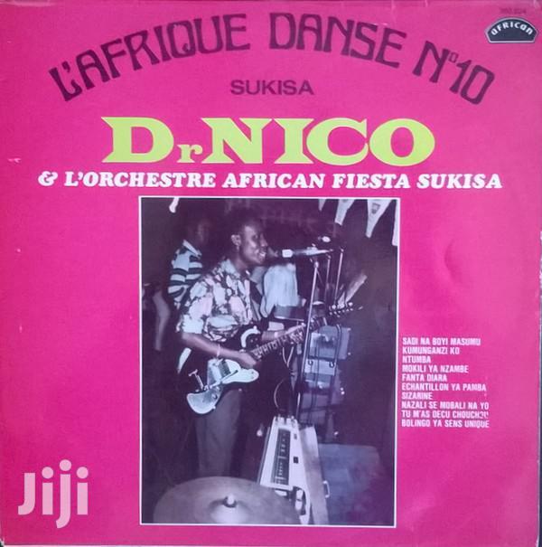 Vinyl Gramophone Record DOCTEUR NICO - 360.024