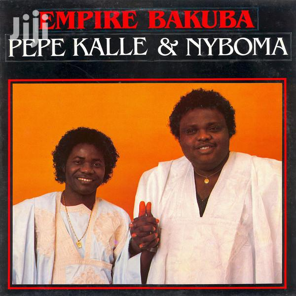 Vinyl Gramophone Record EMPIRE BAKUBA - PEPE & NYBOMA | CDs & DVDs for sale in Nairobi Central, Nairobi, Kenya