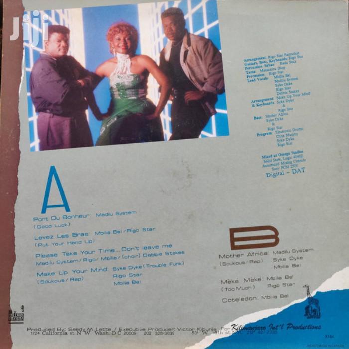 Vinyl Gramophone Record Exploration Madilu Mbilia Bel Rigo | CDs & DVDs for sale in Nairobi Central, Nairobi, Kenya