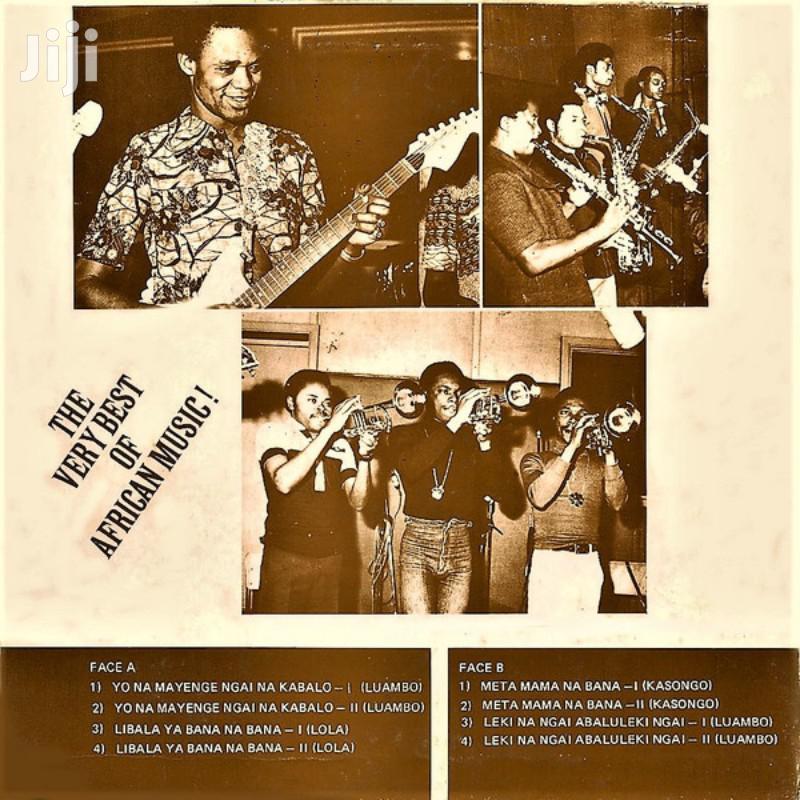 Vinyl Gramophone Record FRANCO LIVE RECORDING - 360.101 | CDs & DVDs for sale in Nairobi Central, Nairobi, Kenya