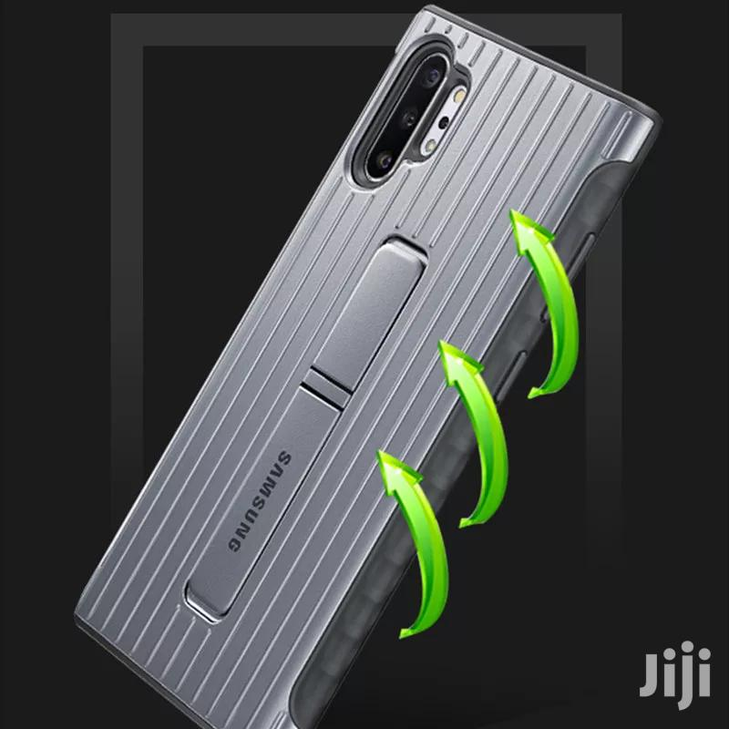 Archive: Galaxy Note 10 Plus Cover With Stand Hard Heavy Duty