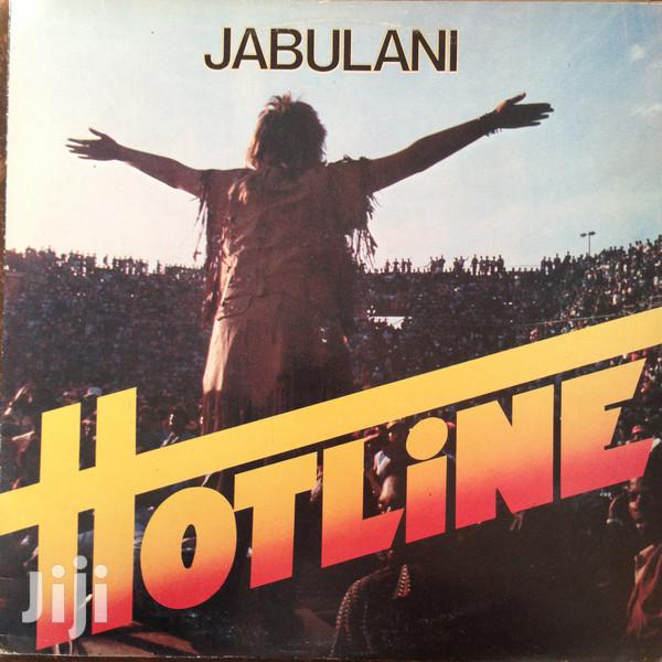 Vinyl Gramophone Record HOTLINE - FML 1003 JABULANI