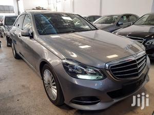 Mercedes-Benz E200 2013 Gray   Cars for sale in Mombasa, Mvita
