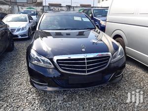 Mercedes-Benz E200 2013 Black   Cars for sale in Mombasa, Mvita