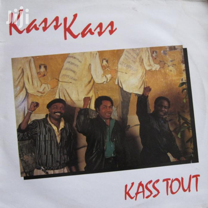 Vinyl Gramophone Record KASS KASS - KASS TOUT - CONGO