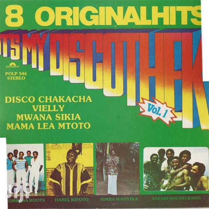 Vinyl Gramophone Record - Kenya It's My Disco Thek Polp 546