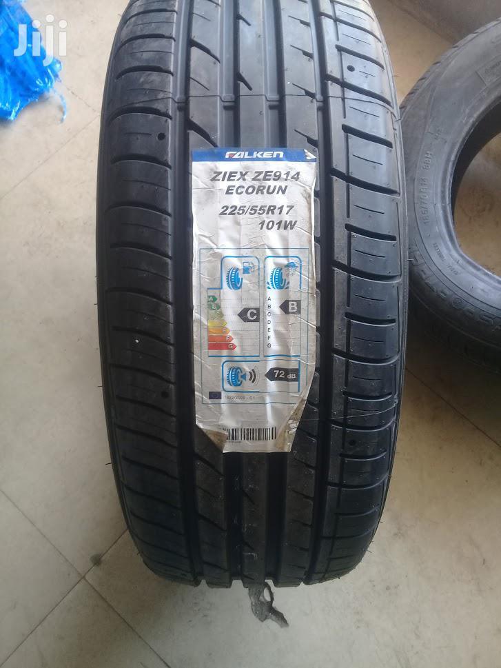 Falken Tires In Size 225/55R17 Brand New