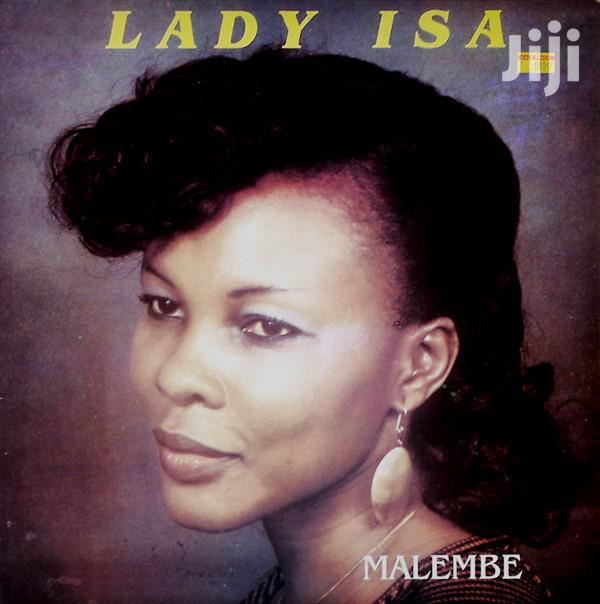 Archive: Vinyl Gramophone Record LADY ISA - MALEMBE - EFALP 045