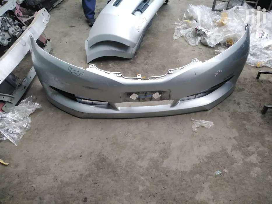 Archive: Best Selling Toyota Wish 2010 Front Bumper Auto Car Spare Body Parts