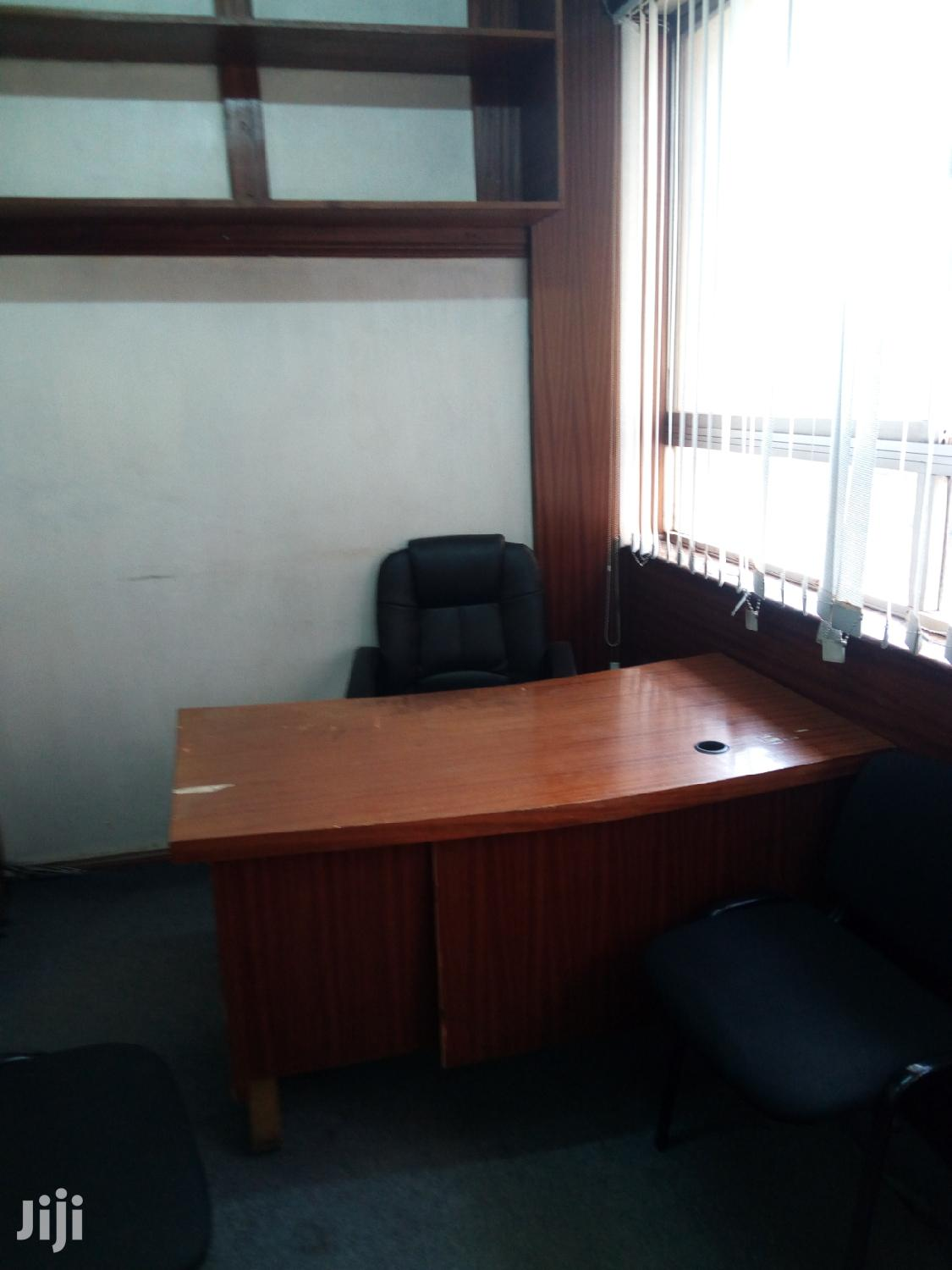 Archive: Nairobi Cbd Furnished Office