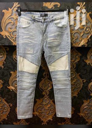 Balmain Gray Jeans   Clothing for sale in Nairobi, Nairobi Central