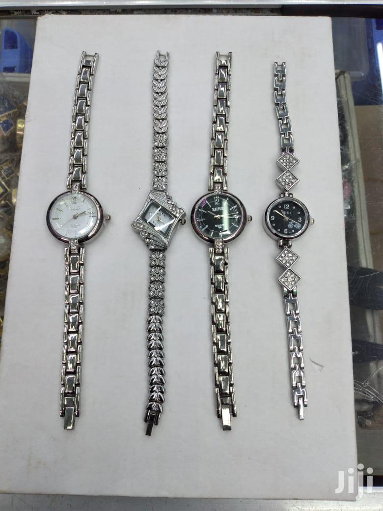 Archive: Silver Stainless Bracelet Watches