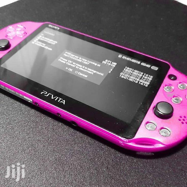 Original PS Vita for Sale | Video Game Consoles for sale in Nairobi Central, Nairobi, Kenya