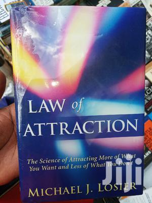 Law Of Attraction: The Science Of Attracting   Books & Games for sale in Nairobi, Nairobi Central