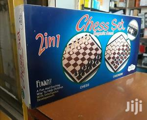 Chess Bag Magnetized 2 In 1 Chess Set .Chess And Checkers   Books & Games for sale in Nairobi, Nairobi Central
