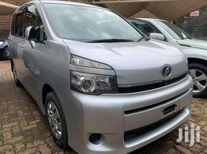 Used Toyota Voxy 2012 Silver For Sale | Buses & Microbuses for sale in Nairobi, Parklands/Highridge