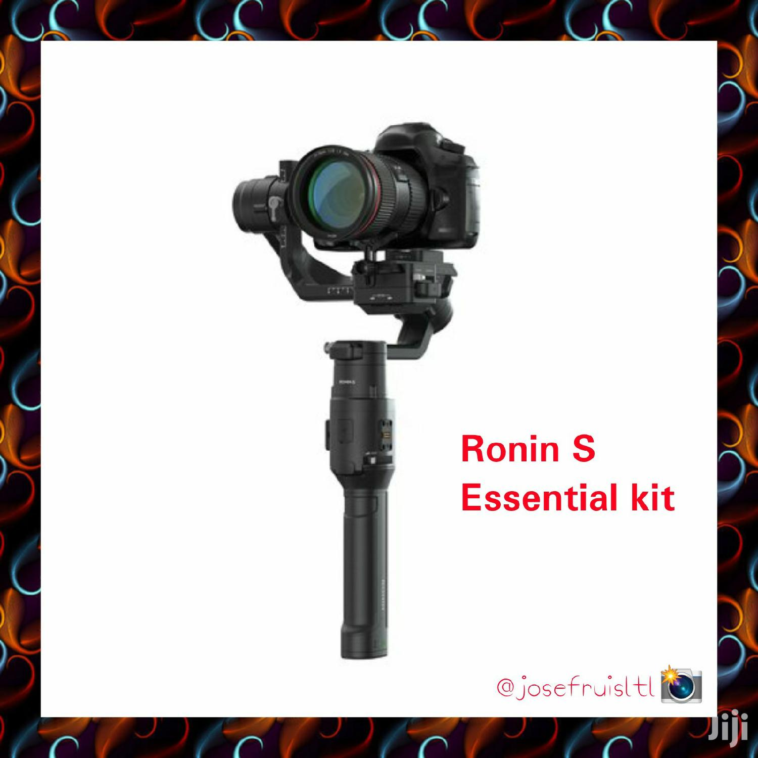 Ronin S Gimbal Stabilizer for Hire.