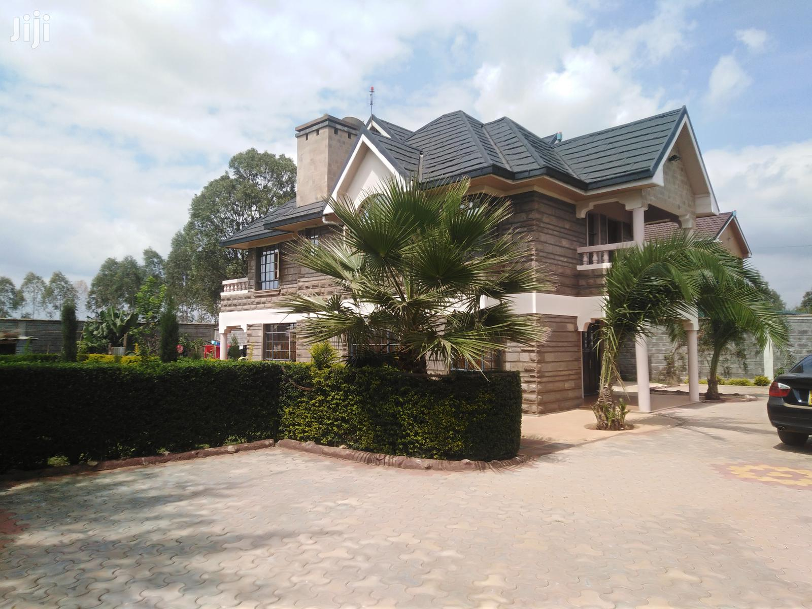 5 Bedroom House Sitting On 1/4 Acre For Sale In Ruiru Bypass