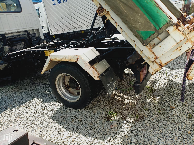 Isuzu Elf Tipper 2008 White | Trucks & Trailers for sale in Mvita, Mombasa, Kenya
