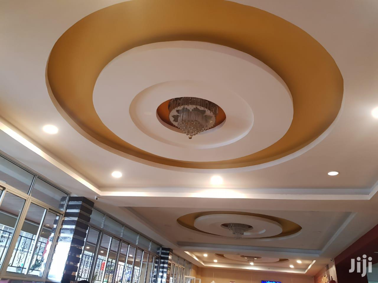 Gypsum Ceiling and Acoustic Installation
